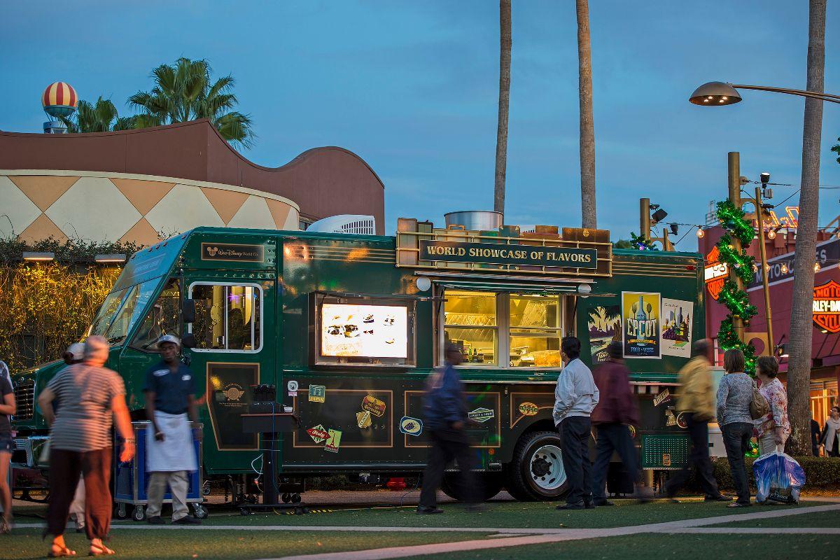 Food Truck Downtown Disney