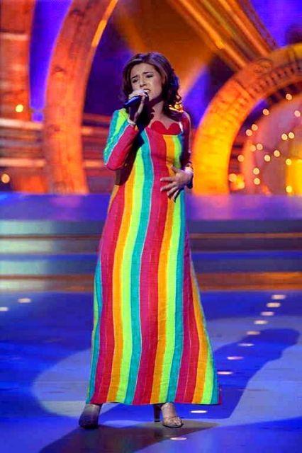Lydia en Eurovisión 1999
