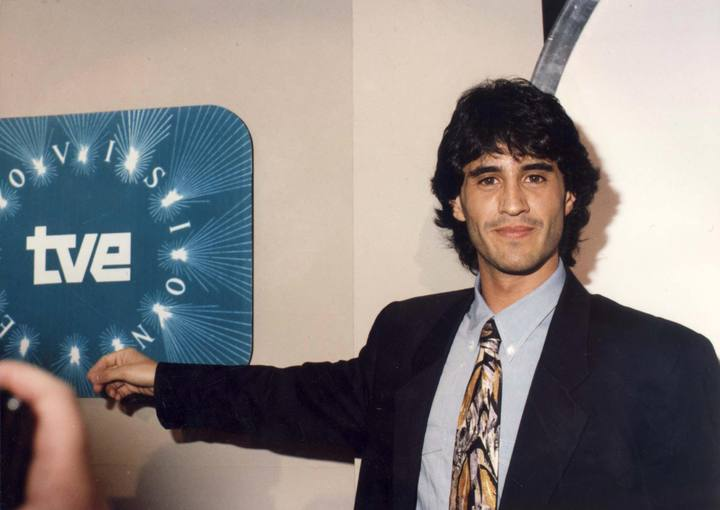 Sergio Dalma Eurovisión 1991