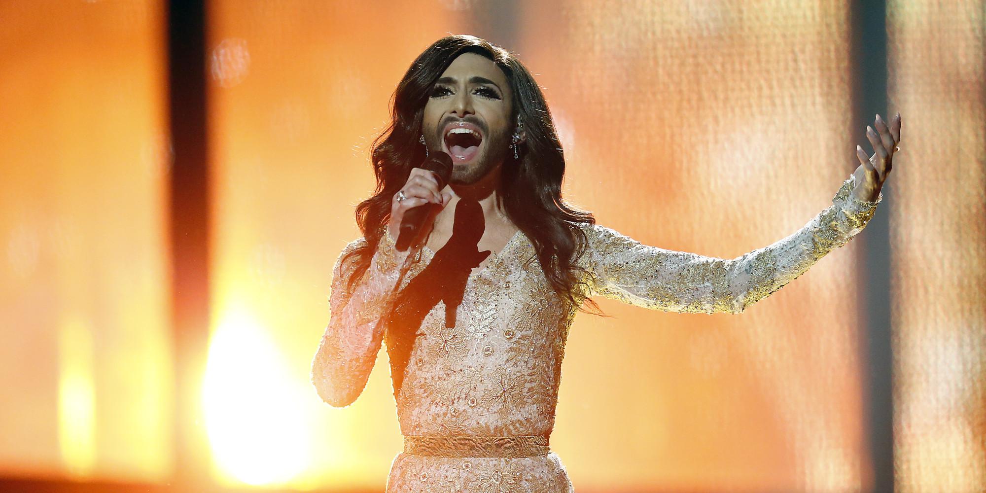 Conchita Wurst Eurovisión