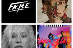 nuevos discos 2018