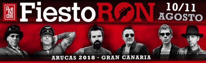 FiestoRon Arucas 2018