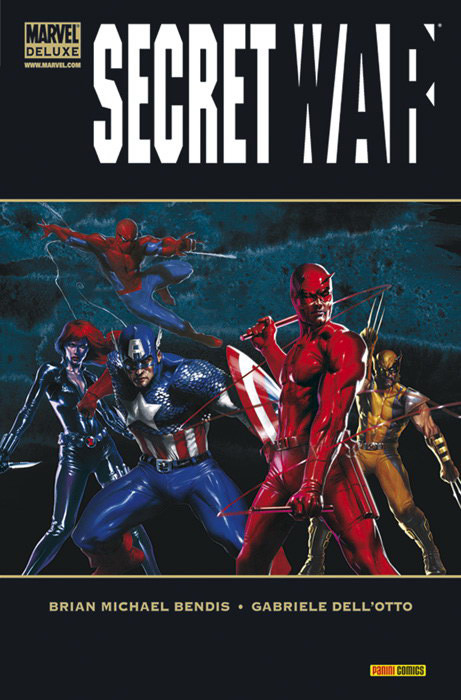 Secret War Panini Marvel