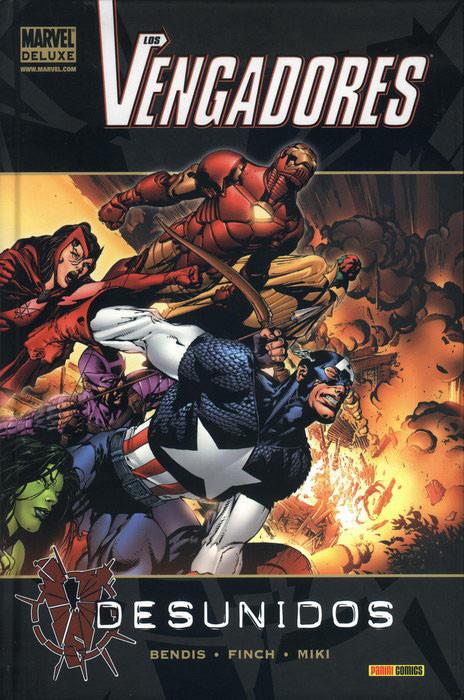 Vengadores Desunidos Panini Marvel