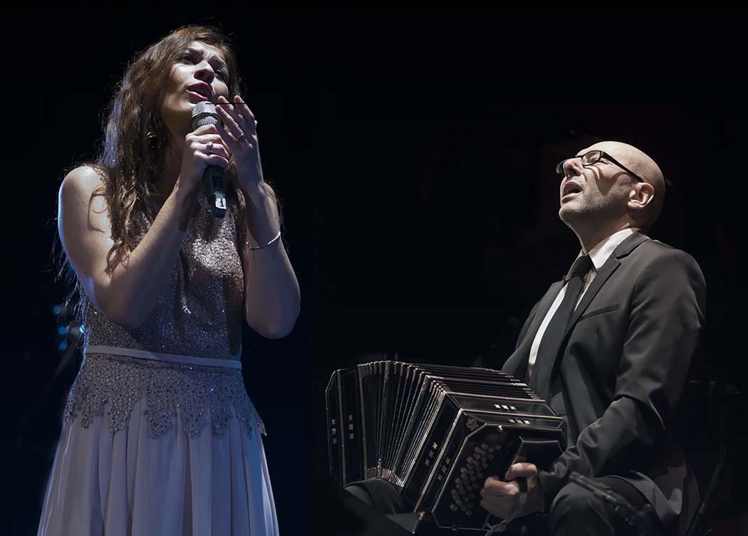 """Mariel Martínez y Fabián Carbone presentan """"Encuentro con el tango"""" en el Pequeño Teatro de Gran Vía de Madrid"""