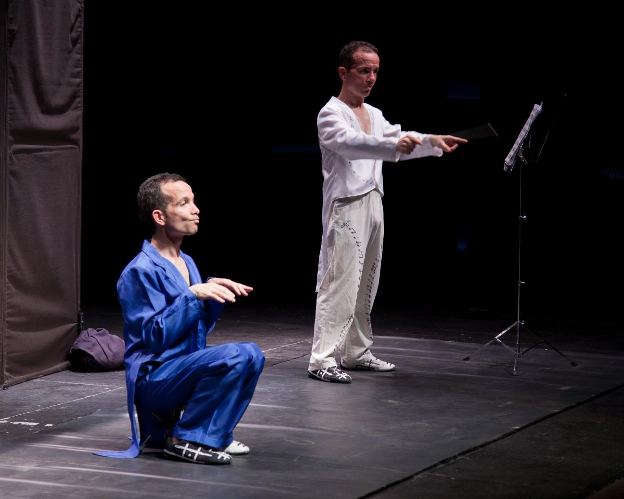 Espectáculo Kinuna Teatro
