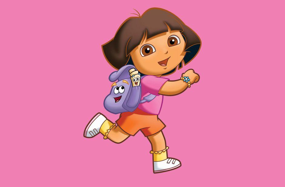 Imagen de Dora, la exploradora