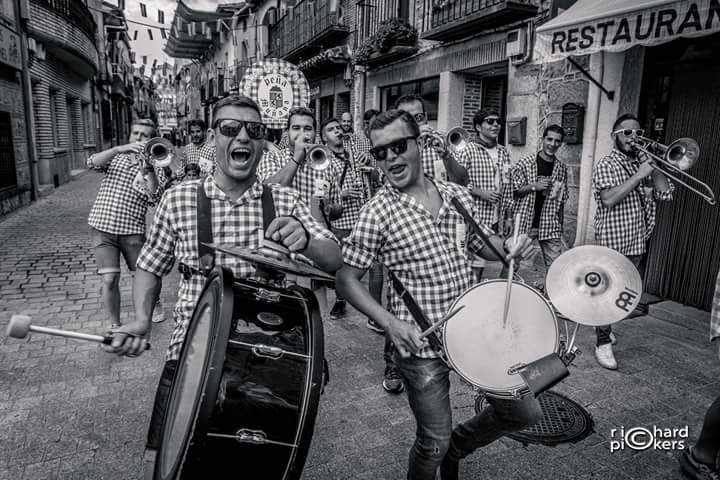 Charanga Los Imparables de Madrid