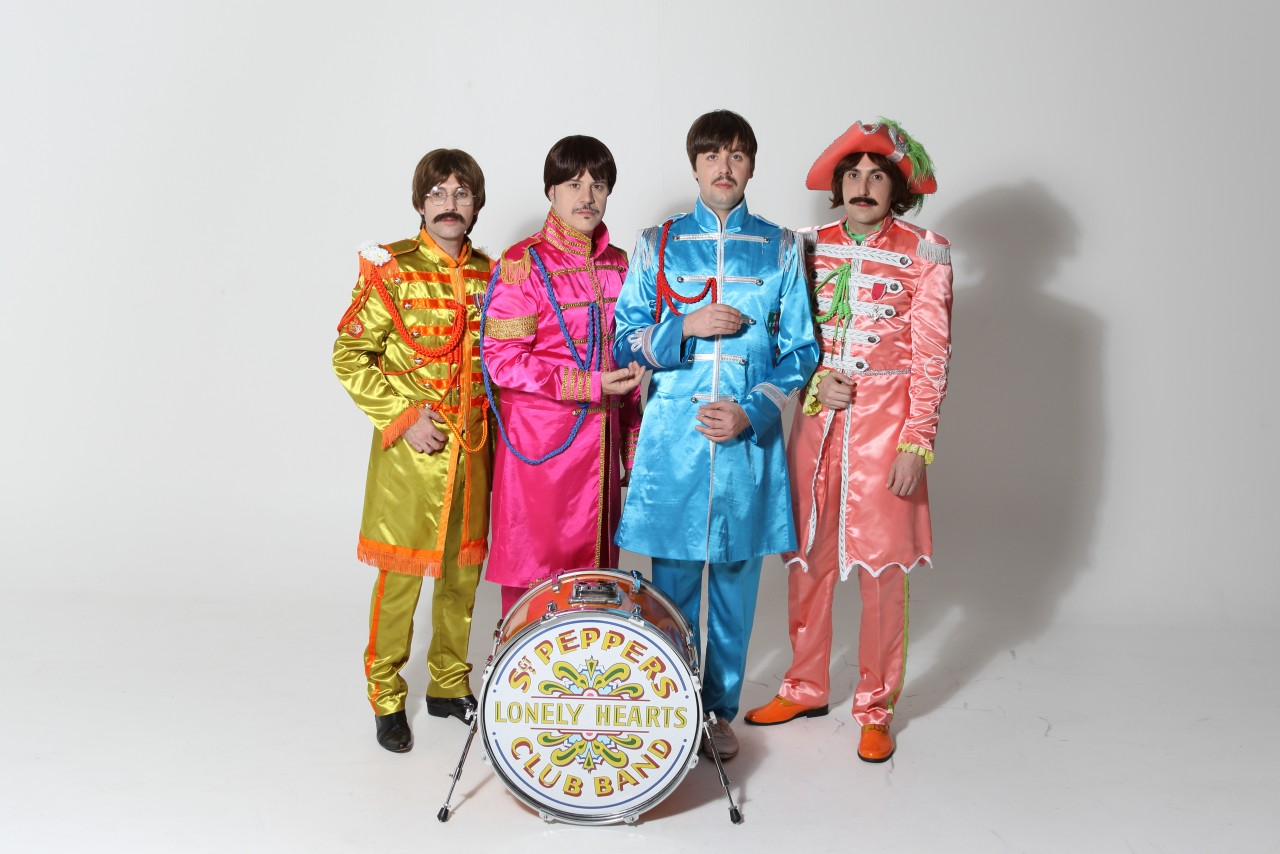 The Flaming Shakers, tributo a The Beatles