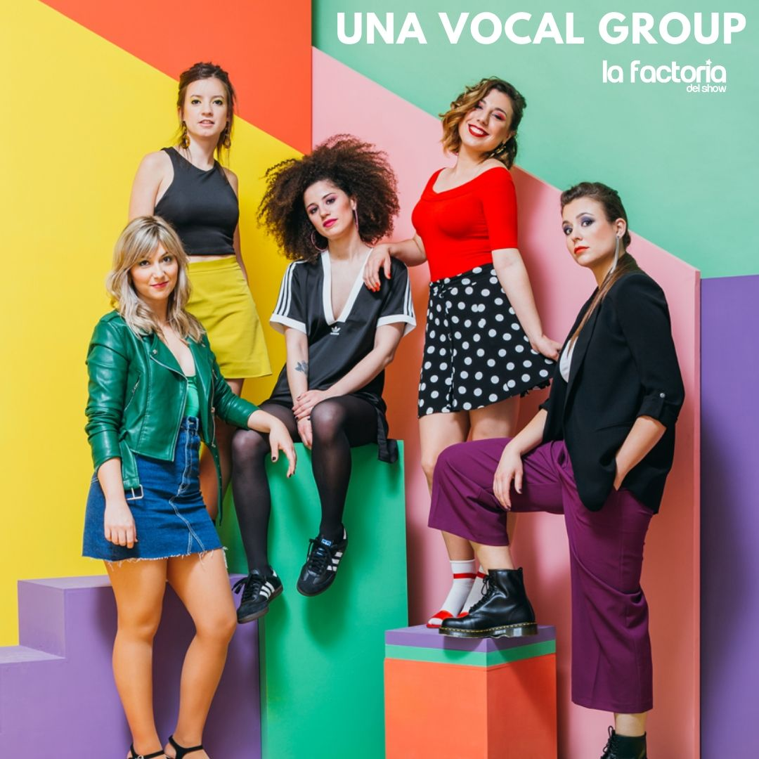 UNA VOCAL GROUP cantantes a capella