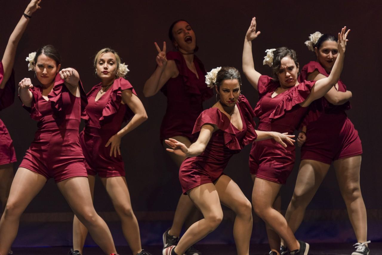 Colectivo Fresas con Nata danza urbana