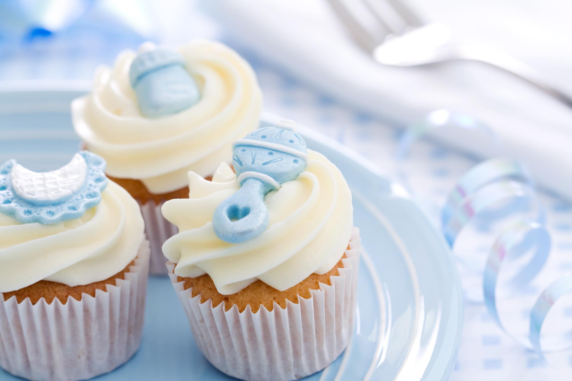 ideas de comida para baby shower