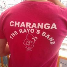 charanga the rayos band.