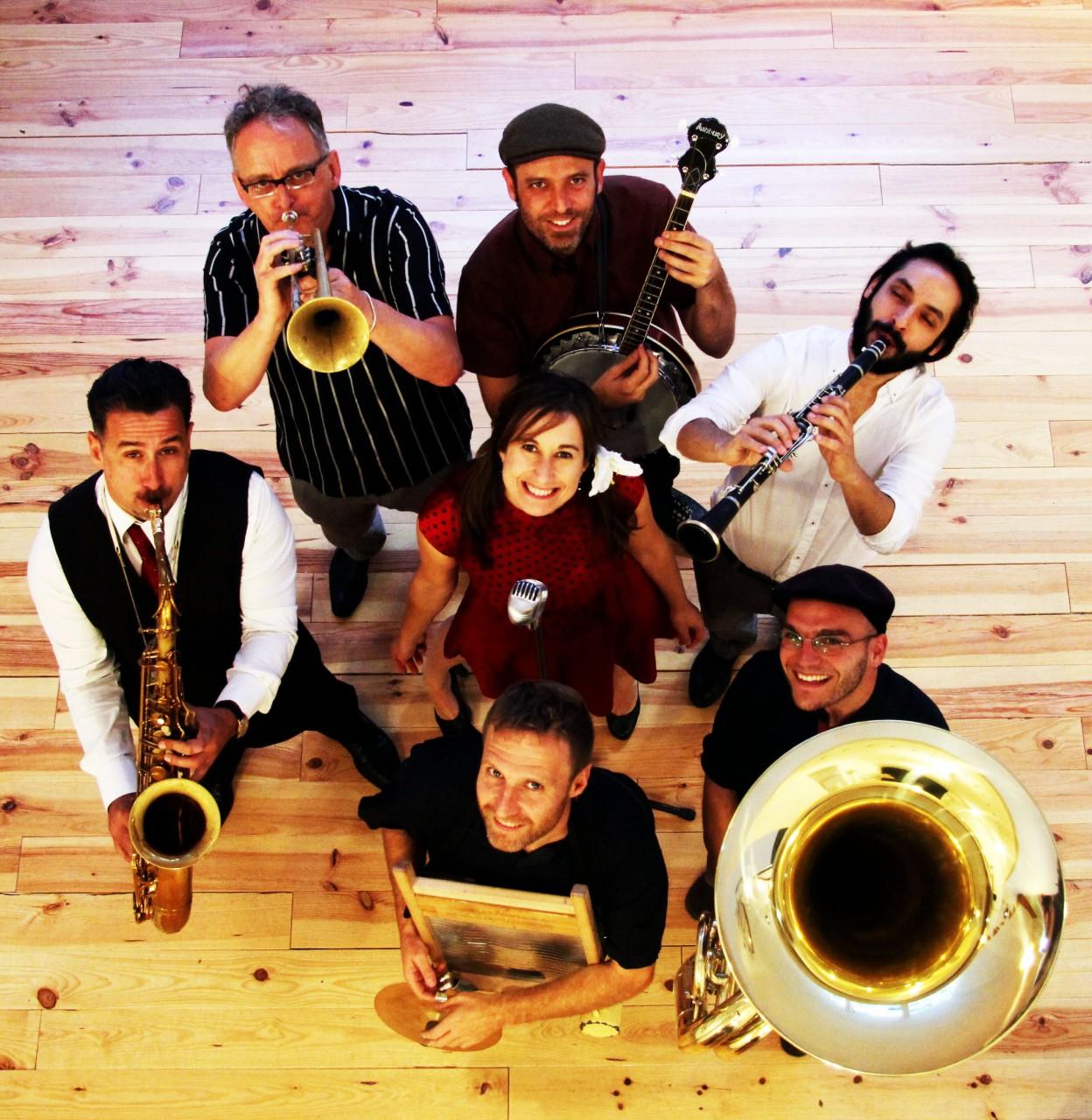 Artistas de la lista de canciones de jazz vintage de 2007