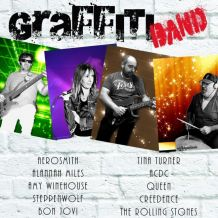 grafitty cover band.
