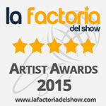 artist awards 2015 Castellón