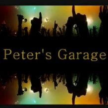 peters garage.