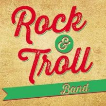 rock and troll band.