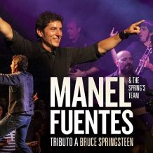 manel fuentes y the springs team tributo a bruce springsteen.