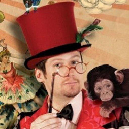 Mr. Pillkington Mago Ilusionista