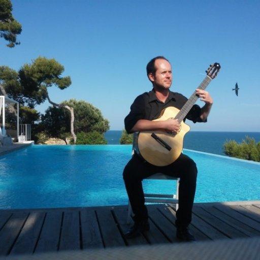 Jordi Adserà - Guitarrista para eventos