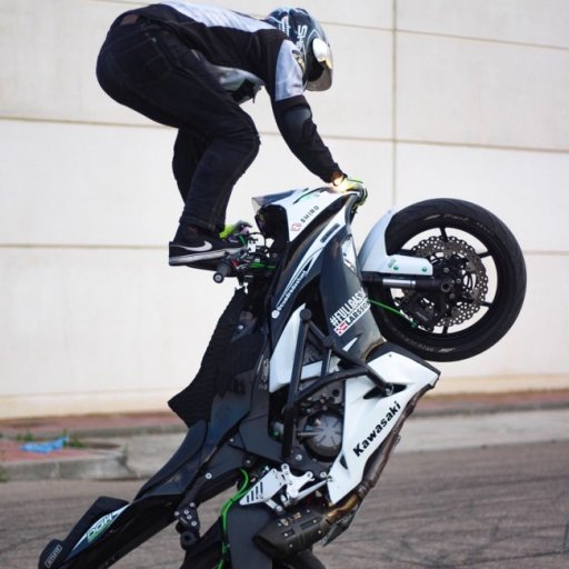 Cuadrado Stunt