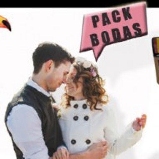 DE LETRA LUMINOSA Fotomatónes, neones y letras para bodas
