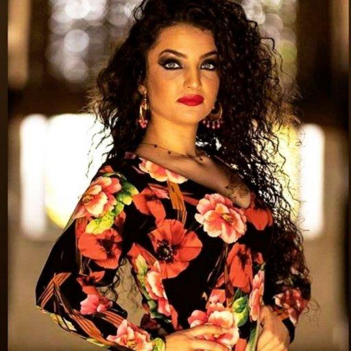 Cuadro flamenco Eugenia jimenez