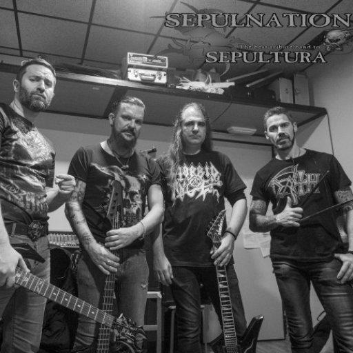 SEPULNATION Tribute Band Sepultura Spain