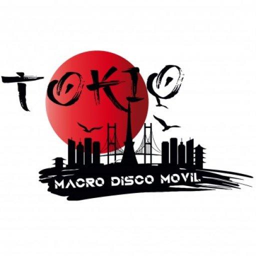 Macro Disco Móvil Tokio