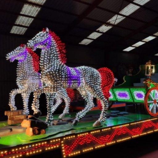 Carrozas De Reyes Magos Fotos.Carrozas De Reyes Magos Disponibles