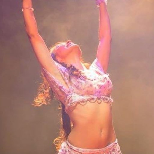 Angelina. Oriental Dance