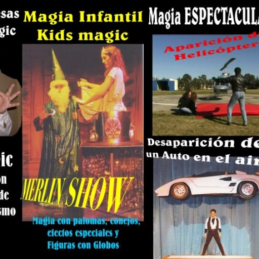Keller Magic Show