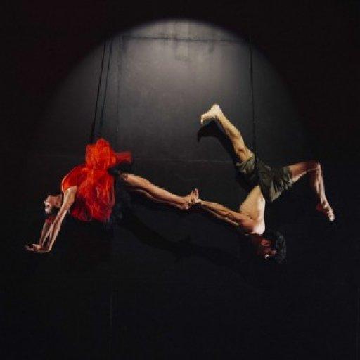 VUELA danza aérea