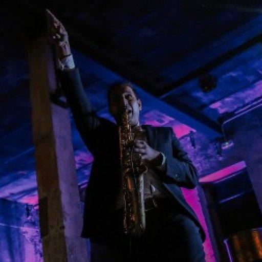 Diego García Saxofonista