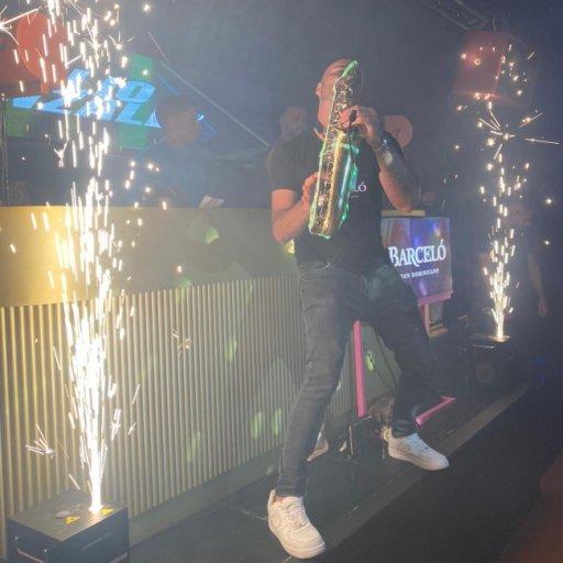 Aaron Cabral Saxofonista