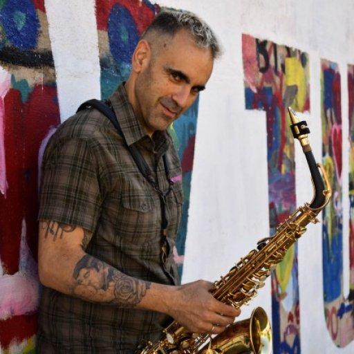 Pepe Burgos Saxofonista live