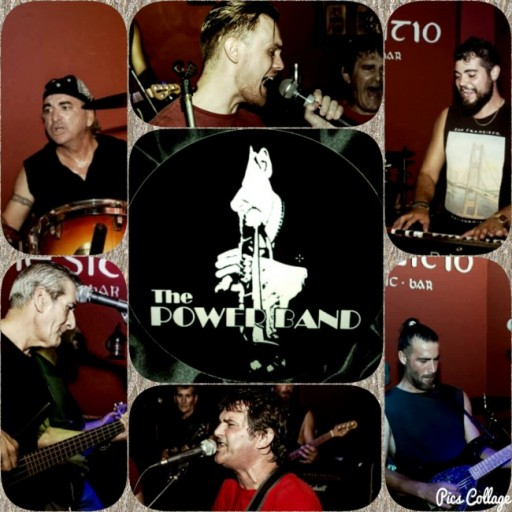 THE POWER BAND