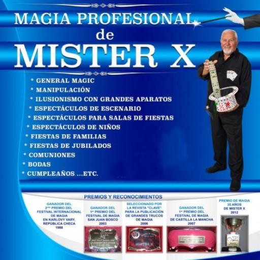 Mag Mister X