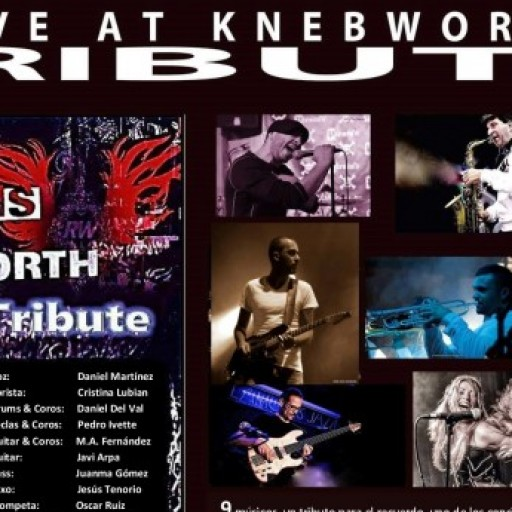 Rock Band Williams Tribute Live At Knebworth