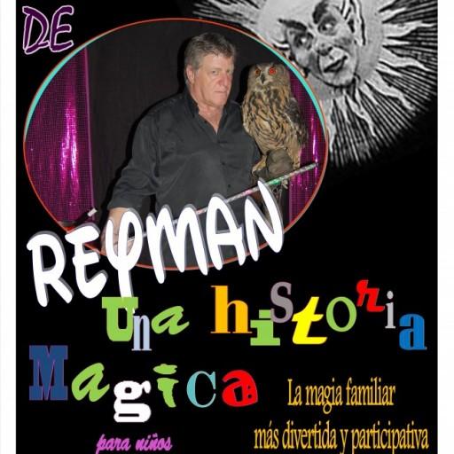 Mago Reyman