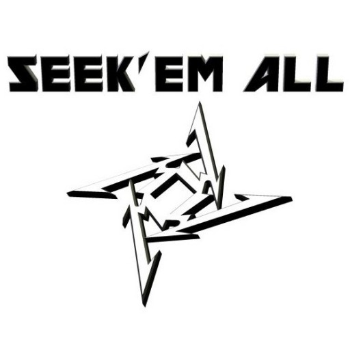 SEEK 'EM ALL - MetallicA tribute band