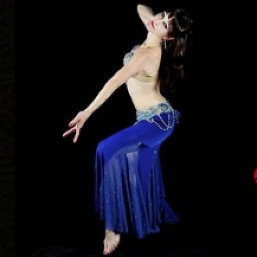 GHARNATA Danza Oriental.