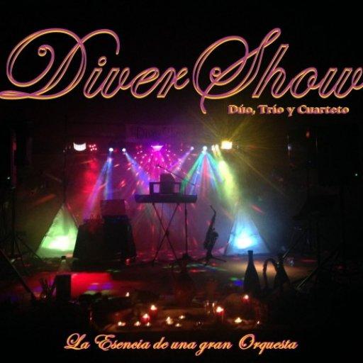 Dúo, Trío y cuarteto Divershow