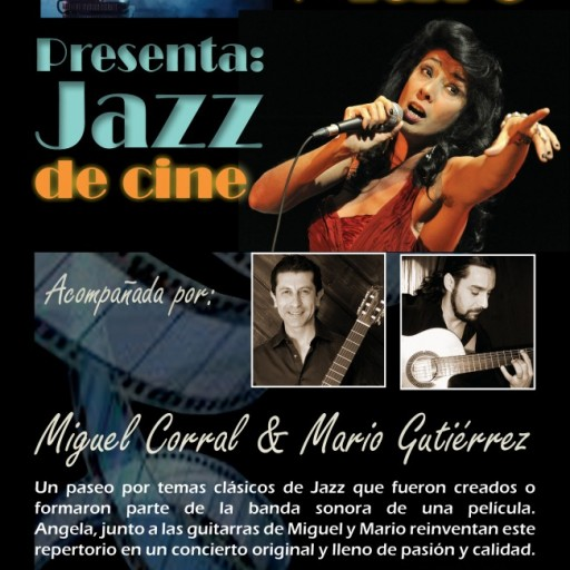 "Angela Muro ""Jazz de cine """