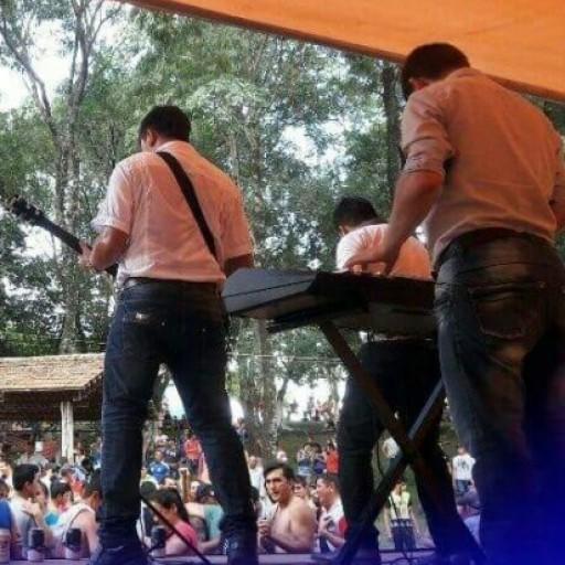 Óscar Antonio y su grupo La rumba de Caaguazu