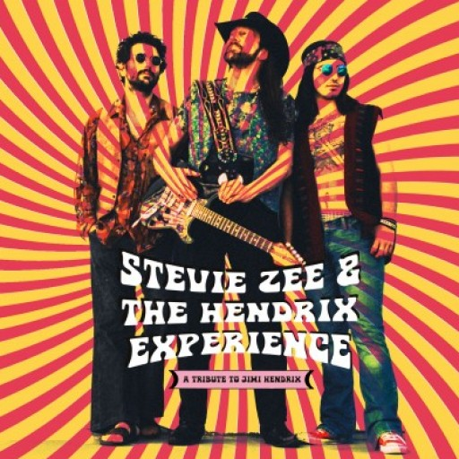 Stevie Zee and The Hendrix Experience TRIBUTO A JIMI HENDRIX