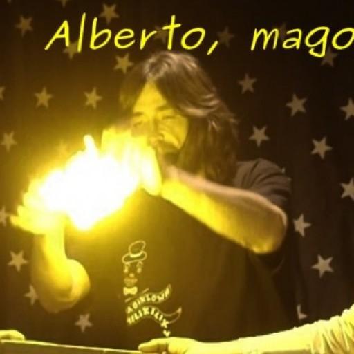 Magiklown Ikimilikiliklik - Alberto, mago