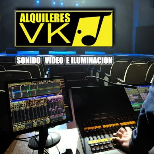 Alquileres VK - Sonido, DJ y Karaoke