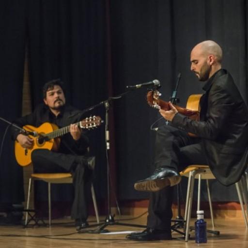Dúo Sonanta de guitarra española